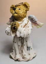 Boyds Bears: Grace Angelhope - Can You Hear Me? - 1st Edition 1E/ 4485 #... - $25.29