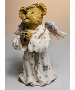 Boyds Bears: Grace Angelhope - Can You Hear Me? - 1st Edition 1E/ 4485 #... - $29.69