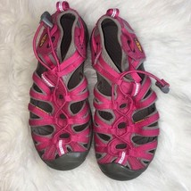 Keen Outdoor Hiking Shoes 4 Pink Sandal N Sports Womens Size rqgF7rt