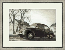 Cross Stitch Kit Riolis Car The Beetle - $30.00