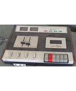 Vintage Realistic SCT-9 Stereo Cassette Tape Deck With Manual - VGC - 14... - $193.04