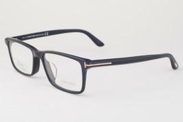 Tom Ford 5408 001 Black Asian Fitting Eyeglasses TF5408 001 55mm - $175.42