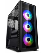 10-Core Gaming Computer Desktop PC Tower 3TB Quad 16GB DDR4 AMD Graphics WIFI PC - $683.62