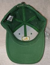 John Deere LP16930 Green Adjustable BaseBall Cap With Leaping Deer Logo image 9