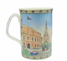 Royal Doulton mug coffee cup vtg London Scenes everyday England tea Parl... - $16.35