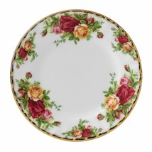 "Royal Albert OLD COUNTRY ROSES 6.5"" Bread Butter Side Plate England Bone... - $8.86"