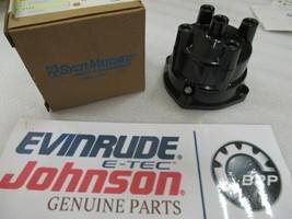 T24A Evinrude Johnson OMC 380541 Distributor Cap OEM New Factory Boat Parts - $18.49