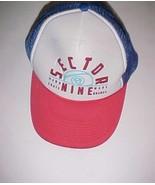 Sector Nine Handmade Skateboards Adult Unisex Trucker Red Blue Cap One S... - $22.76