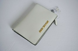 NWT MICHAEL KORS JET SET TRAVEL CARD CASE SAFFIANO LEATHER CARRYALL WALL... - £30.13 GBP