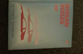 1992 Nissan 300ZX 300 Zx Servizio Riparazione Negozio Officina Manuale OEM - $99.01