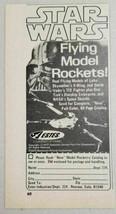 1978 Print Ad Star Wars Estes Flying Model Rockets Penrose,CO - $8.71