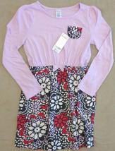 NWT Gymboree Outlet Girls Mix 'n Match Lavender Paisley Dress Size 7 8 10 - $15.42