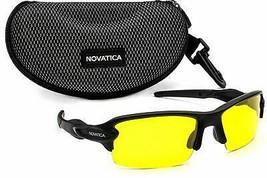 NOVATICA Anti Glare Night Driving Polarized TAC Glasses - HD Night Visio... - $62.54