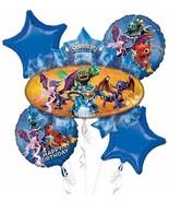 Skylanders Adventure Video Game Birthday Party Decoration Mylar Balloon ... - $18.66