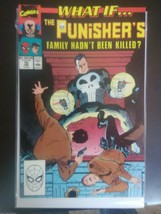 What If... #10 Marvel What If The Punisher's Family Hadn't Been Killed? - $3.99