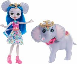 Enchantimals Ekaterina Elephant Dolls - $14.50