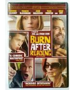 Burn After Reading DVD, 2008 Brad Pitt, George Clooney Brand New - Sealed - $5.24