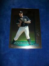 2000 Bowman Chrome Oversize Jumbo #8 Alfonso Soriano - New York Yankees - $2.38