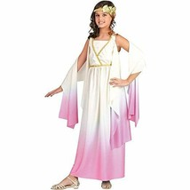 Fun World Athena Pink Greek Goddess Dress Child Girls Halloween Costume ... - $25.95