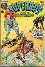 Superboy Comic Book #171 DC Comics 1971 FINE - $9.74
