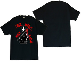"The Walking Dead Negan ""Eeny,Meeny,Miny,Moe"" Image Men's T-Shirts Sizes ... - $20.78+"