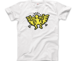 Keith Haring Angel Icon, 1990 Street Art T-Shirt