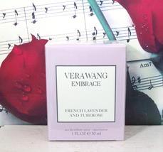 Vera Wang Embrace French Lanvender And Tubrose EDT Spray 1.0 FL. OZ. - $69.99