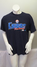 Montreal Expos Shirt (Retro) - Block Script from Frinal Season (2004) - Men's XL - $49.00