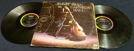 Jimmy Reed At Carnegie Hall - Vee Jay - Double Record - Vinyl Music Records - $5.93