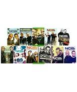 NCIS Los Angeles Complete Series Season 1 2 3 4 5 6 7 8 9 10 11 DVD Set ... - $106.00