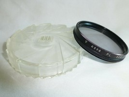 Genuine Hoya 52mm Linear Polarizer Filter Used Bin # 1117 52 - $7.66