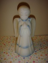 Fenton Hand Painted Angel  - $29.99