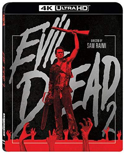 Evil Dead 2 (4K Ultra HD + Blu-ray)
