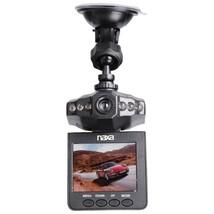 Naxa NCV-6001 NCV-6001 Portable HD Dash Cam - $39.73