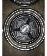 Original 1965-66 Chevrolet Impala SS Spinner Wheel Covers  - $325.00