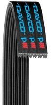 Serpentine Belt DAYCO A060710 fits 08-13 Nissan Rogue 2.5L-L4 - $35.66