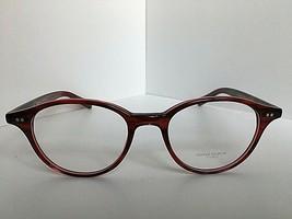 New Oliver Peoples OV 5107 1053 Dannie Round Tortoise 48mm Eyeglasses Frame - $169.99