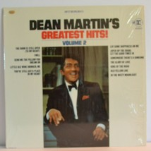 Dean Martin Greatest Hits, Volume 2 Vinyl Record VG - $10.88