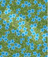 Blue Flower Pattern2-Digital ClipArt-Candy-Gift Tag-Notebook-Scrapbook-g... - $3.00