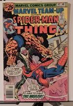 Marvel Team-Up #47 (Jul 1976, Marvel) - $2.97