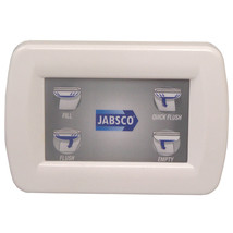 Jabsco Control Kit f/Deluxe Flush  Lite Flush Toilets [58029-1000] - $221.17