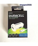 Duracell Car Charger With Micro USB Cable For Android Smartphones - $11.55