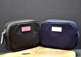 Kate Spade Taylor Womens Nylon Mini Cosmetic Bag Navy - $40.91