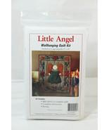 "Little Angel Wall Hanging Quilt Kit K0495 by Rachel T Pellman 13"" x 15""  - $12.86"