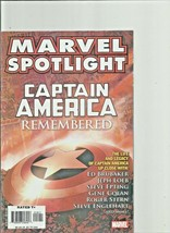 Captain American Remembered Plus  #1 Marvel Now plus Female Bucky  vario... - $8.90