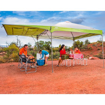 Coleman 10' x 10' Instant Canopy with Swing Wall  HOT PRICED thru 5/12 - $213.29 CAD