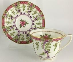 Royal Worcester Cradley Demitasse cup & saucer - $15.00
