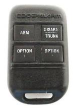 Code Alarm Remote TRANSMITTER ALARM START KEYLESS GOH-TSM-23 KEY FOB 4 B... - $10.81