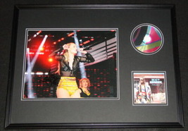 Iggy Azalea Signed Framed 18x24 The New Classic CD & Photo Display JSA - $280.49