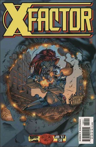 X-FACTOR Vol.1 Lot (Marvel/1986 Series)